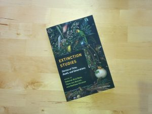 New Book : Extinction Studies: Stories of Time, Death, and Generations